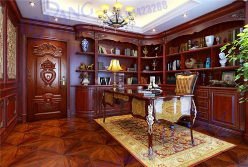 """在对于书柜的设计上,林邦整木设计师一直秉承""""为消费者创造美好家居"""
